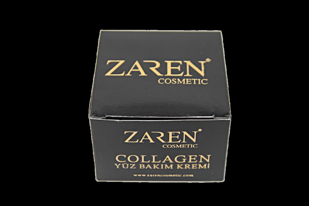 Zaren Collagen Yüz Kremi